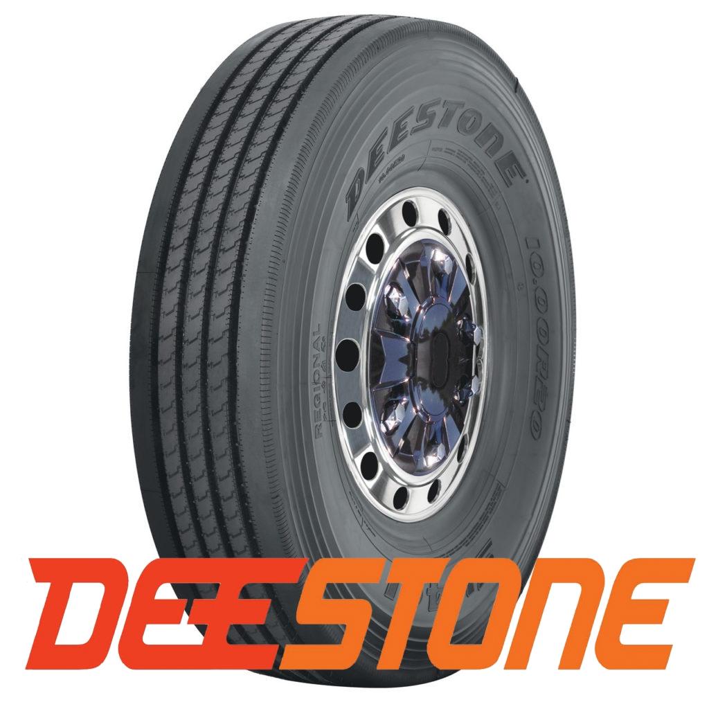215/75 17.5 Deestone SV401 128/126J 16PR рулевая ось