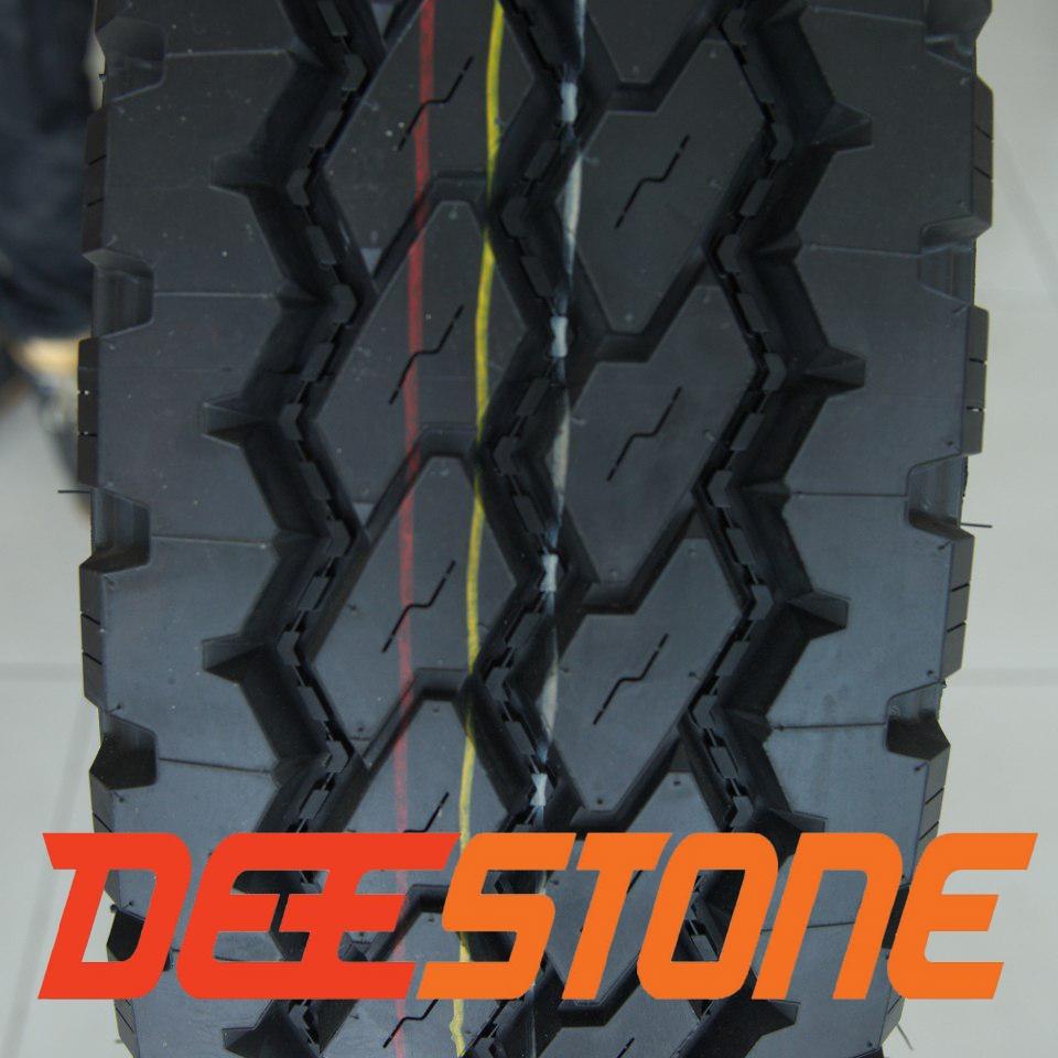 Протектор шины 315/80R22.5 Deestone SK421