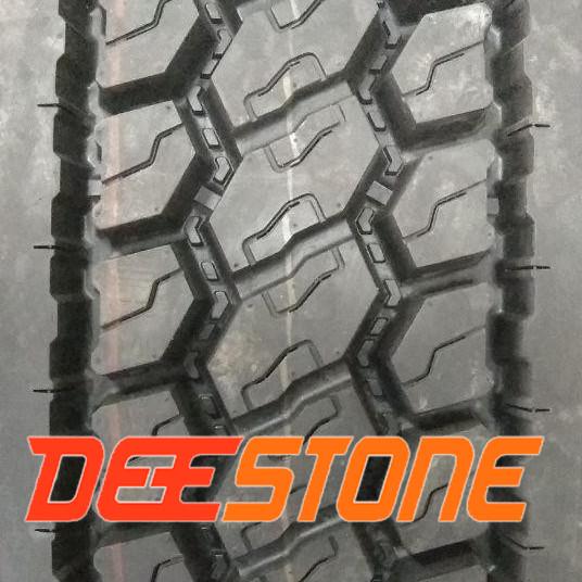 Рисунок протектора шины Deestone SK422