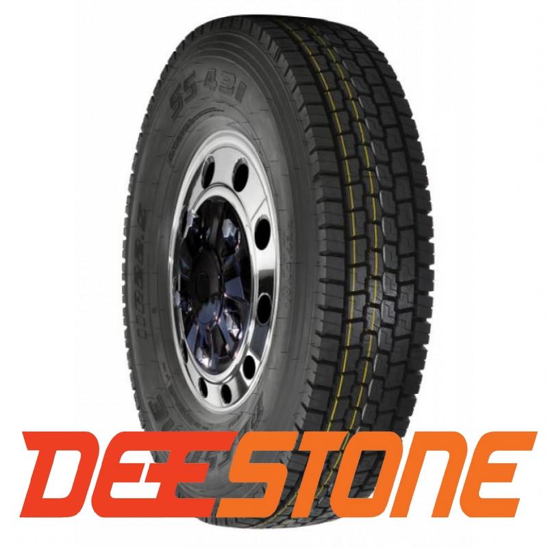 Deestone SS431 295/80R22.5 150/147L ведущая