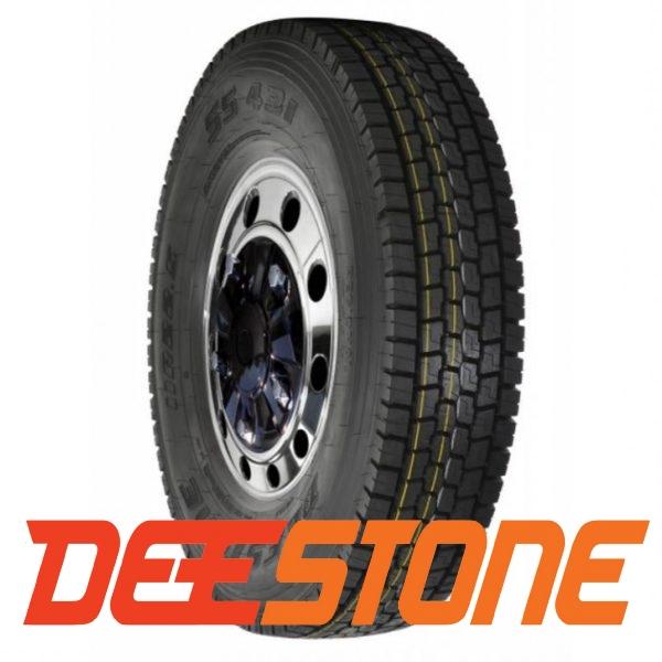 Deestone SS431 315/80 R22.5 154/151L Ведущая