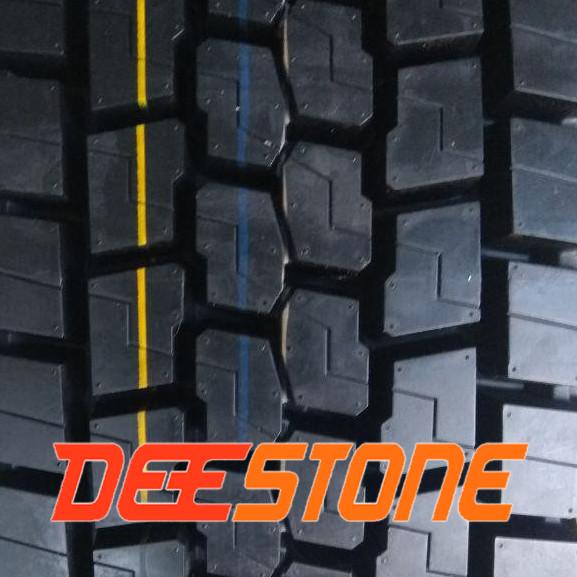 Рисунок протектора грузовой шины Deestone SS431