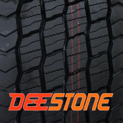 Рисунок протектора грузовой шины Deestone SS433