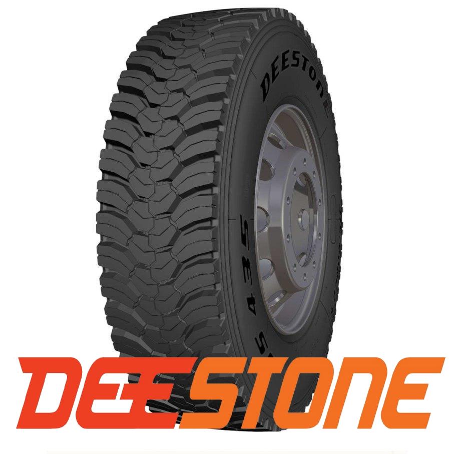 Deestone SS437 315/80R22.5 156/150K ведущая карьерная