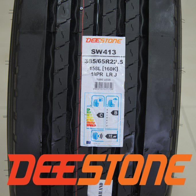 Протектор автошины Deestone SW413 385/65R22.5 158/160K 18PR Прицепная