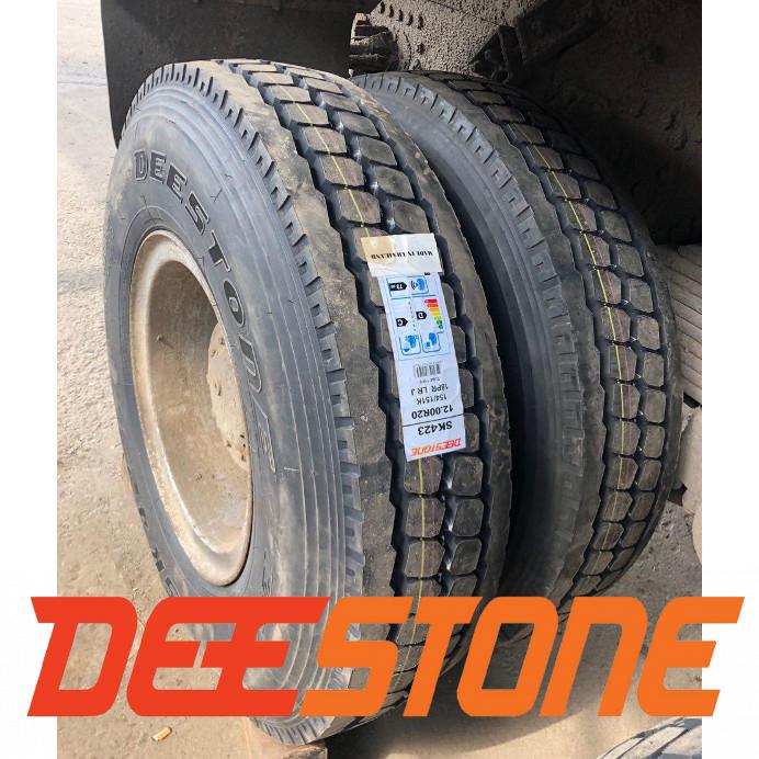 Колеса 12.00 R20 Deestone SK 423