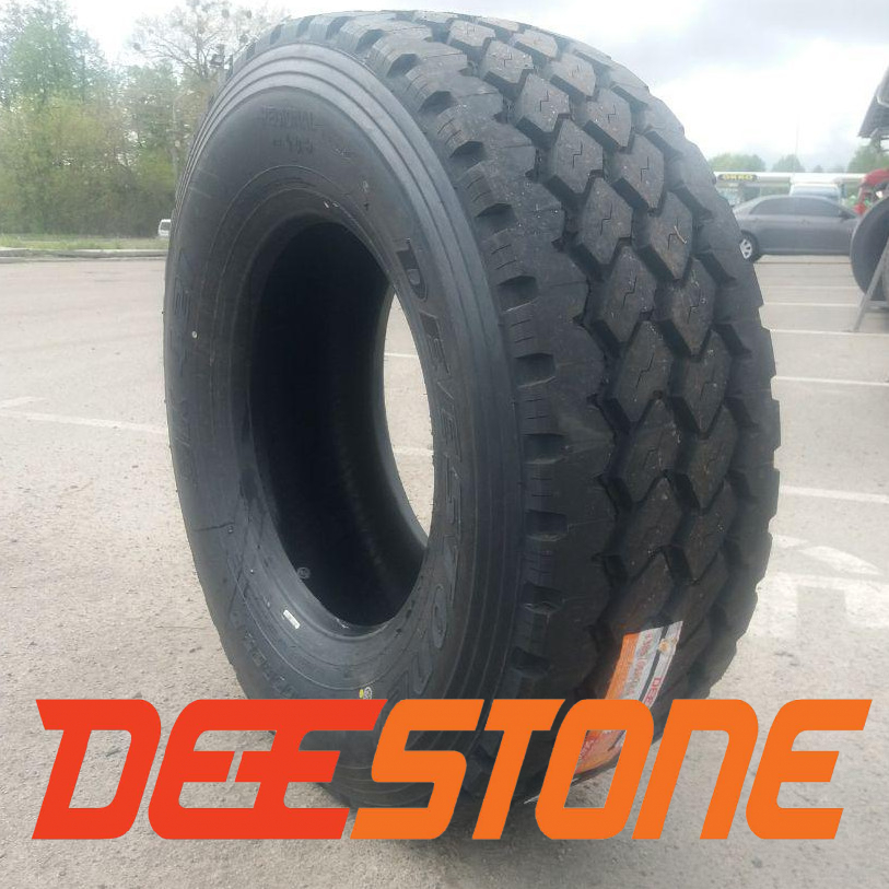 Фото грузовой шины 385/65R22.5 Deestone SK421