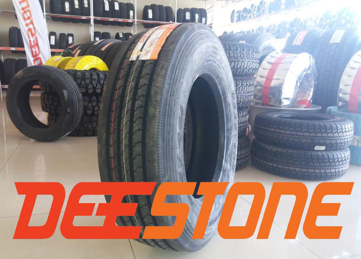 Фото шины 215/75R17.5 Deestone SV401