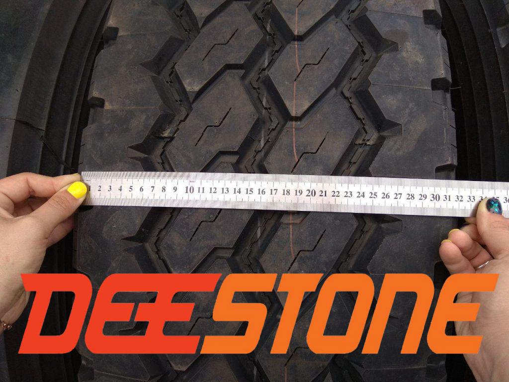 Грузовые шины 385/65r22.5 Deestone SK421