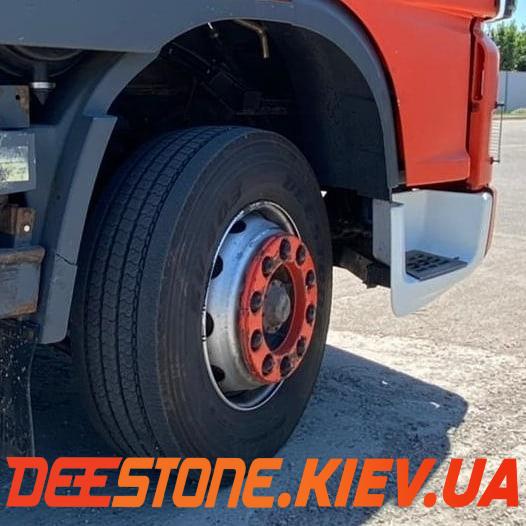 295/80 R22.5 DEESTONE SV403 154/149L 16PR (Таиланд) универсальная / рулевая