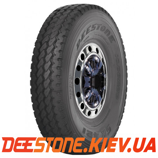 385/65R22.5 Deestone SK421 160K карьер