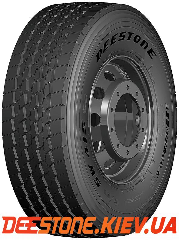 385/65 R22.5 DEESTONE SW415 164K (5000кг) 20PR прицепная