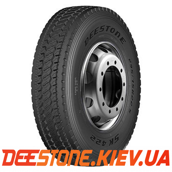 295/75R22.5 Deestone SK422 144/141L ведущая