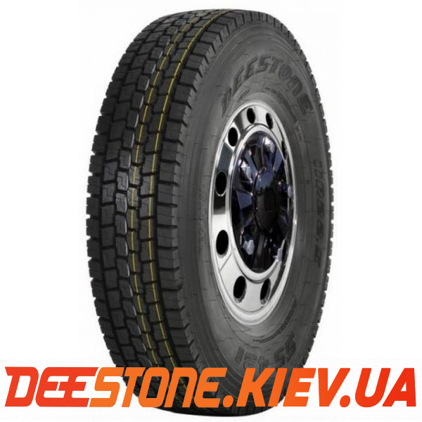 11R22.5 144/142L 14PR Deestone SS431 TL
