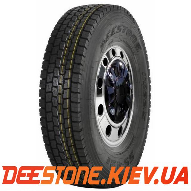 315/80R22.5 Deestone SS431 154/151L ведущая
