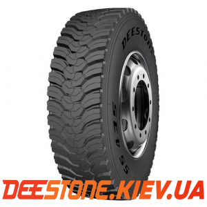 315/80R22.5 Deestone SS437 156/150K ведущая карьерная