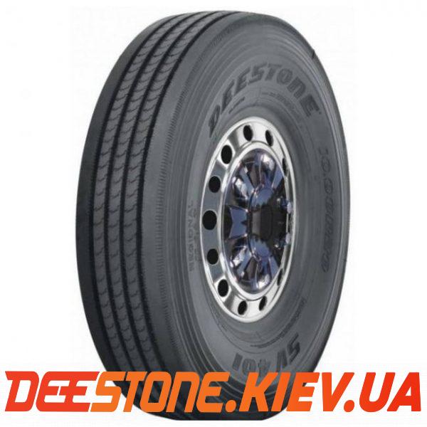 295/80 R22.5 DEESTONE SV401 152/148M (Таиланд) универсальная / рулевая