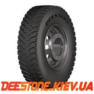 315/80R22.5 Deestone SD437 156/150K 20PR TL универсальная